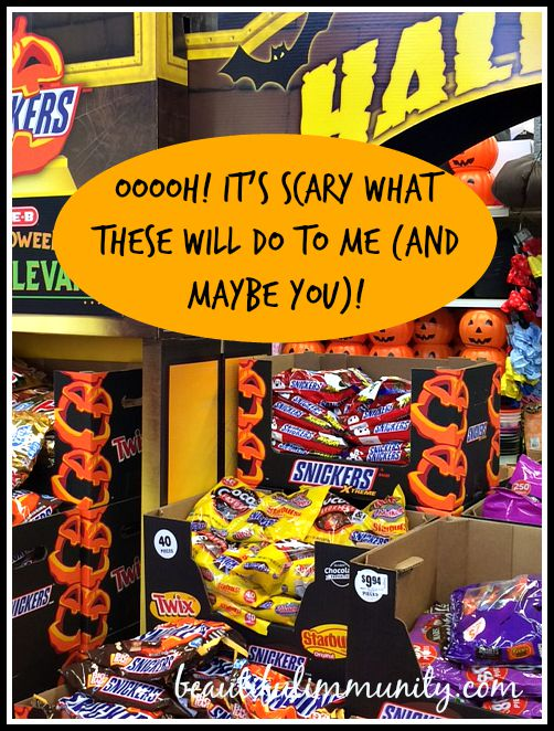 Halloween Candy Large