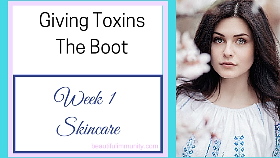 Giving Toxins The Boot